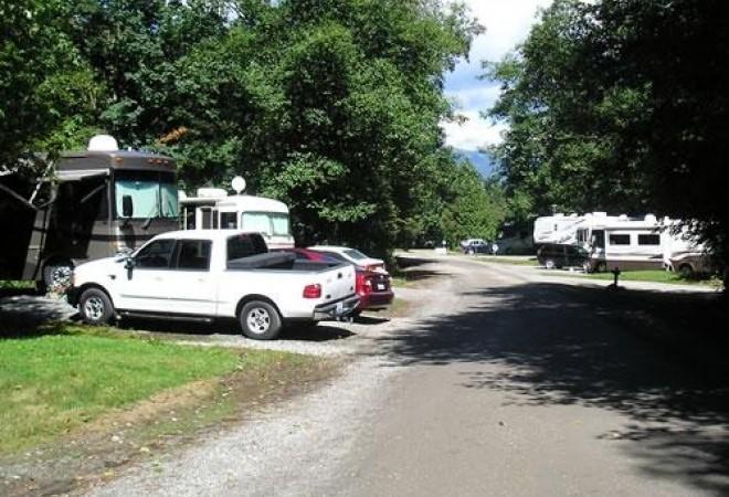 Mount Vernon Rv Campground Bow Wa Thousand Trails