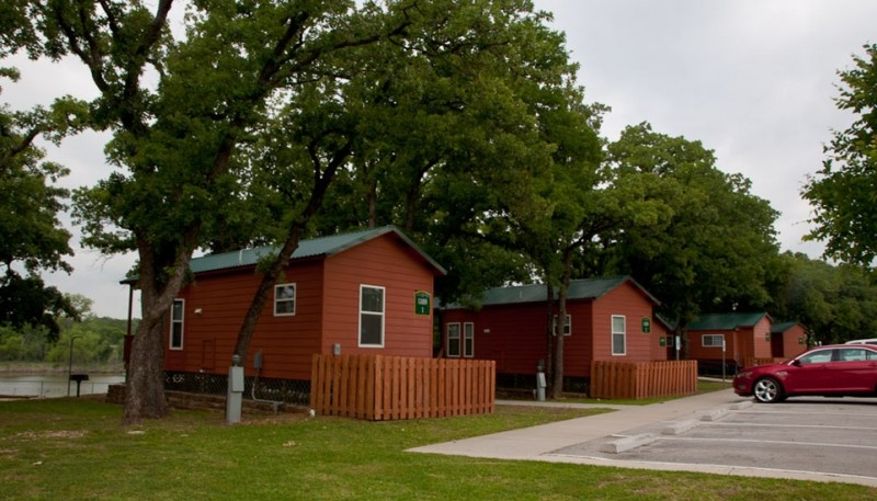 The Vineyards Campground and Cabins - Grapevine, TX - RV Parks