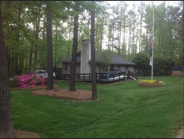 Ebenezer Park Rock Hill Sc County City Parks