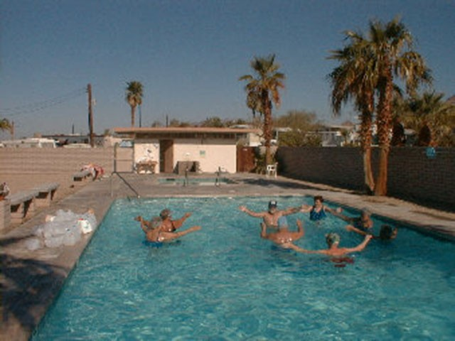 Bashford's Hot Mineral Spa - Niland, CA - RV Parks