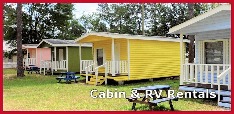Sunroamers RV Resort Park - Picayune, MS - RV Parks