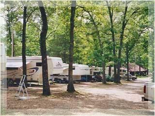 Shady Oaks Campground & RV Park - Harrison, AR - RV Parks