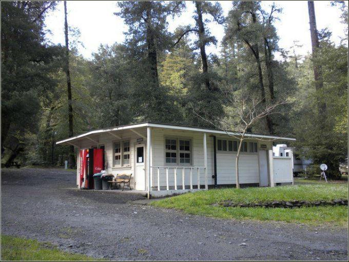 Richardson Grove Rv Park - Garberville, CA - RV Parks