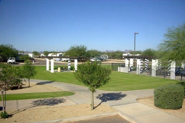 Pleasant Harbor RV Resort - Peoria, AZ - RV Parks