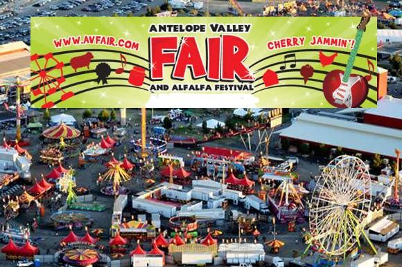 Antelope Valley Fairgrounds - Lancaster, CA - RV Parks