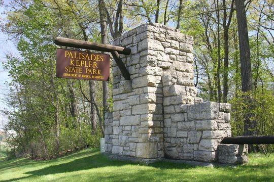 Palisades Kepler State Park - Mt Vernon, IA - Iowa State Parks