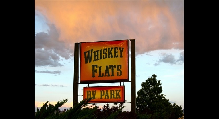 Whiskey Flats RV Park - Hawthorne, NV - RV Parks