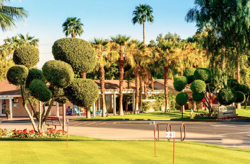 Emerald Desert RV Resort - Palm Desert, CA - RV Parks