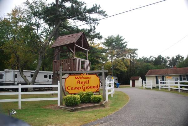 Anvil Campgrounds - Williamsburg, VA - RV Parks