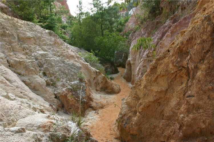 Providence Canyon State Outdoor Recreation Area - Lumpkin, GA - Georgia State Parks