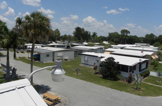 Orange Grove RV Park - Fort Myers, FL - RV Parks