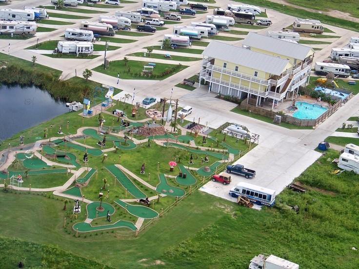 Jamaica Beach Rv Resort Galveston Tx Rv Parks