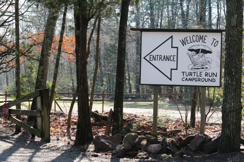 Turtle Run Campground - Egg Harbor City, NJ - RV Parks