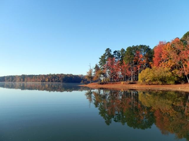 Kerr Lake State Recreation Area - Henderson, NC - RV Parks