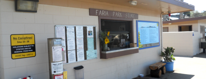 Faria Beach Park - Ventura, CA - County / City Parks