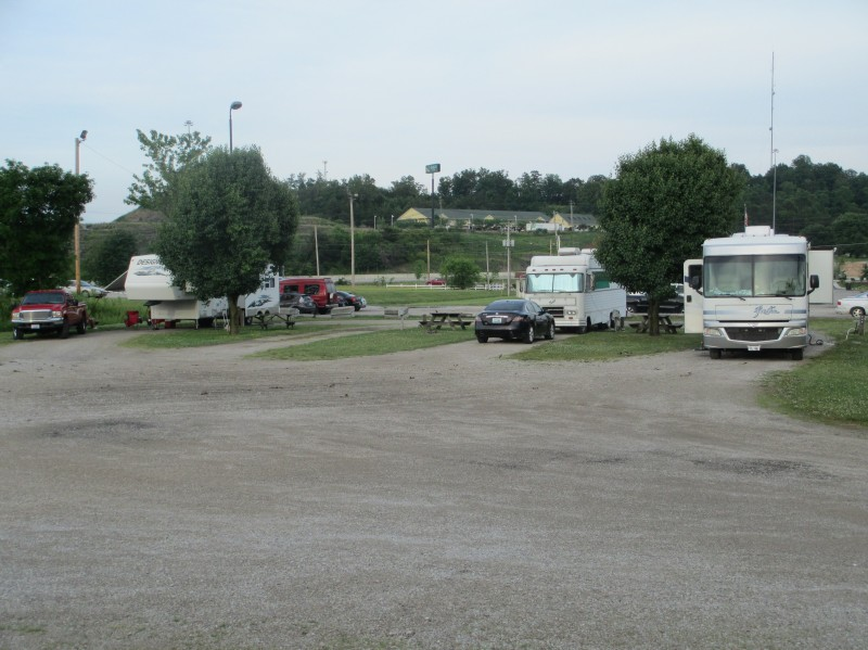 Westgate RV Campground - London, KY - RV Parks