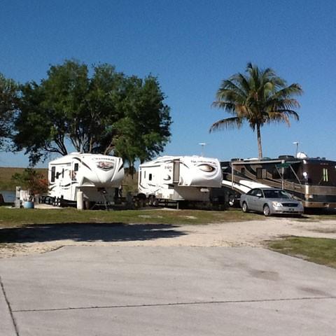 Big Lake Lodge & RV Park - Okeechobee, FL - RV Parks