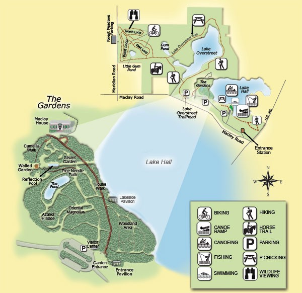 Alfred B. Maclay Gardens State Park - Tallahassee, FL - Florida State Parks