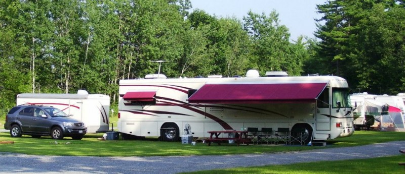 Lake George Campsite  - Queensbury, NY - RV Parks