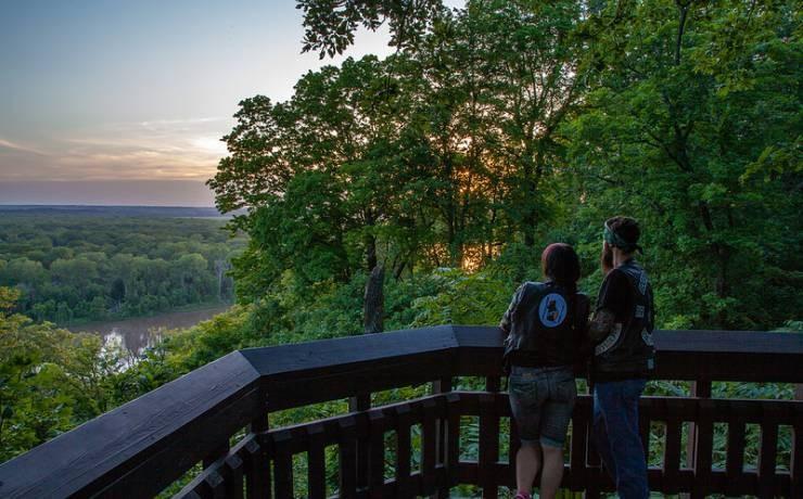 Weston Bend State Park - Weston, MO - Missouri State Parks