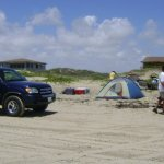 Boca Chica State Park - Brownsville, TX - Free Camping