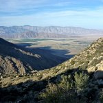 Culp Valley - Borrego Springs, CA - Free Camping