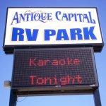 Antique Capital RV Park - Gladewater, TX - RV Parks