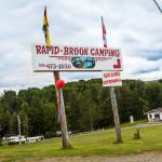 Rapid Brook Camping - Grand Falls, NB - RV Parks