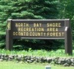 North Bay Shore Recreation Area - Peshtigo, WI - County / City Parks