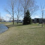 Hass Lake Park Campground - New Hudson, MI - RV Parks