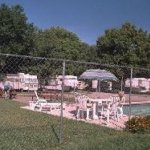 Covered Wagon Camp Ground - Abilene, KS - RV Parks