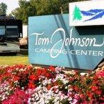 Tom Johnson Camping Center - Concord, NC - RV Parks
