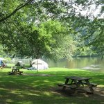 Rappahannock River Campgrounds - Richardsville, VA - RV Parks