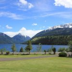 Mountain View Motel & RV Park - Joseph, OR - RV Parks