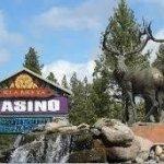Kla-Mo-Ya Casino - Chiloquin, OR - Free Camping