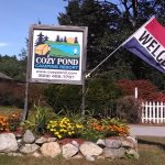 Cozy Pond Campground - Webster, NH - RV Parks