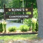 Kings Family Campground - Sutton, MA - RV Parks