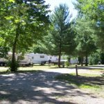 Heart Of The Forest Campground - Wellston, MI - RV Parks
