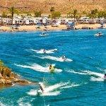 Emerald Cove Resort - Earp, CA - RV Parks