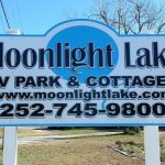 Moonlight Lake Campground - New Bern, NC - RV Parks