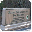Moccasin Point Recreation Area  - Jamestown, CA - County / City Parks