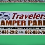 Travelers Camper Park - Byhalia, MS - RV Parks