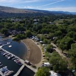Wood Lake Resort - Lake Country, BC - RV Parks