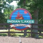 Indian Lakes RV Campground - Batesville, IN - Thousand Trails Resorts