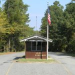 Lake Sinclair Recreation Area - Eatonton, GA - Free Camping