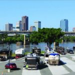 Downtown Riverside RV Park - North Little Rock, AR  - County / City Parks