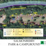 Salmonberry Park and Campground - Alsea, OR - County / City Parks