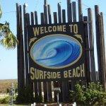 Brazoria Beach - Surfside Beach, TX - Free Camping