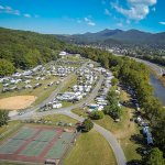Glen Maury Park Campground - Buena Vista, VA - County / City Parks