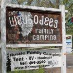 Camp Waub-O-Jeeg - Taylors Falls, MN - RV Parks